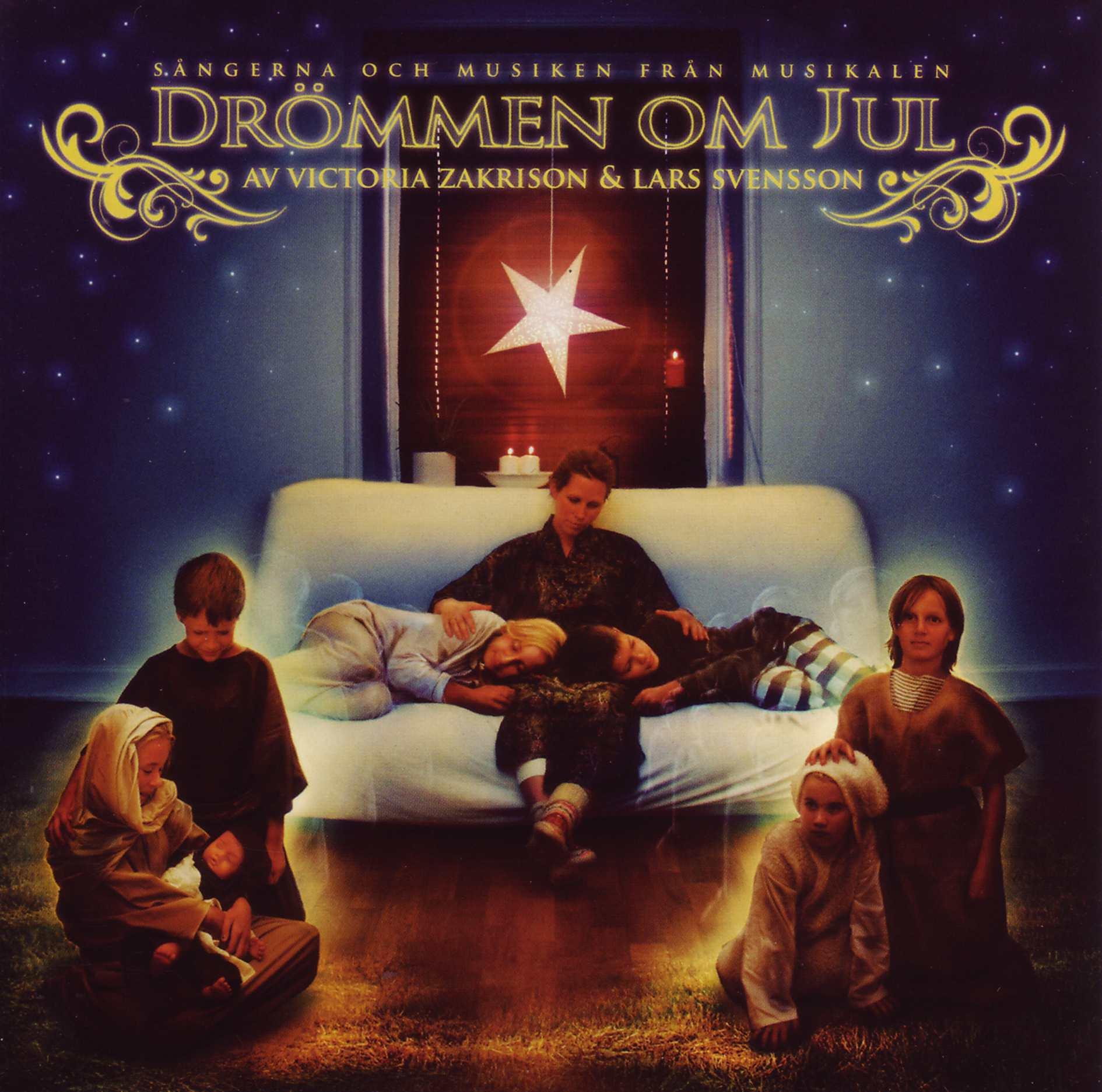 Drömmen om jul - Julmusikal for barn