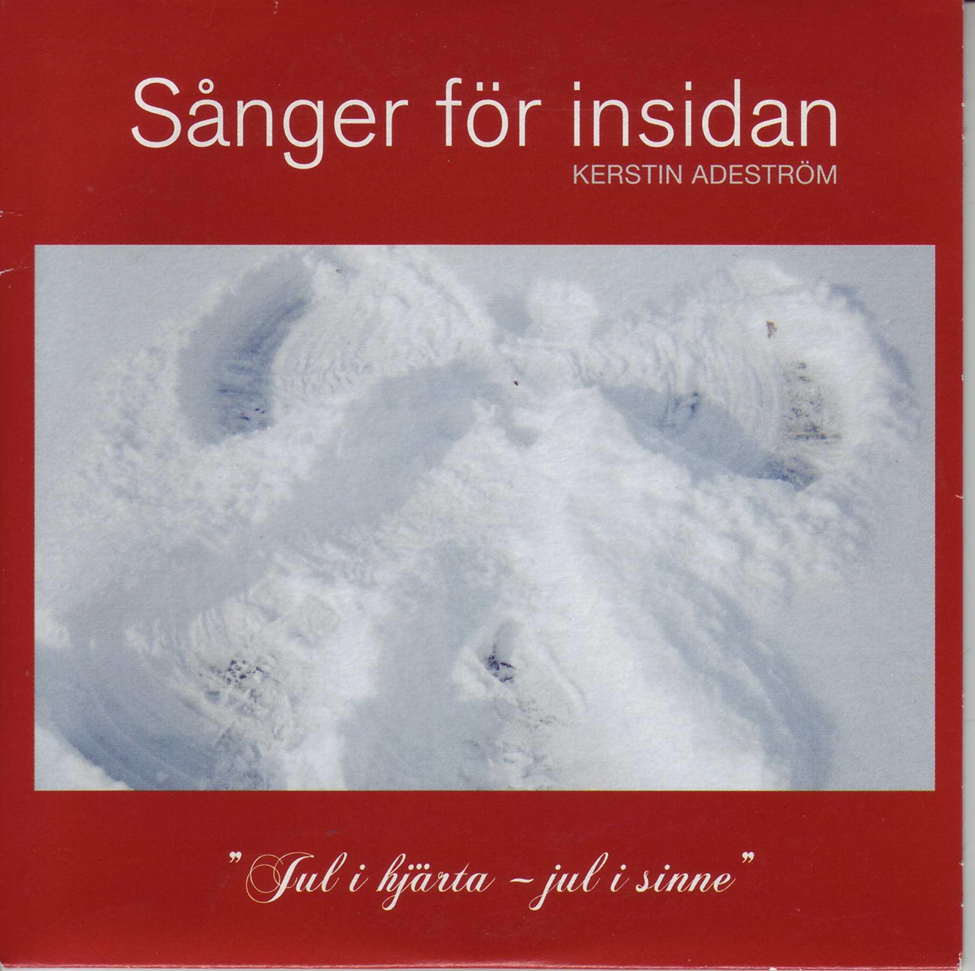 Kerstin Adeström - Sånger från insidan